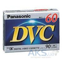 MiniDV кассеты Panasonic mini DV DVM-60 FF (1 шт.)