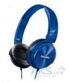 Наушники Philips SHL3060BL/00 Blue