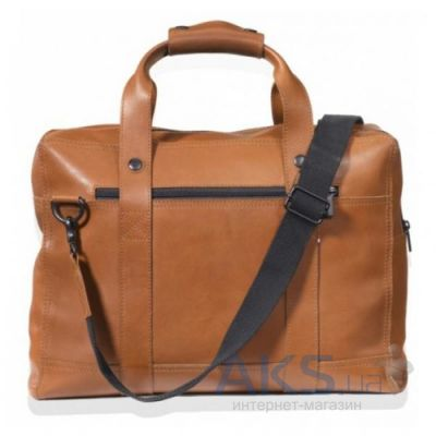 Сумки для ноутбуков Decoded Men's Bag Leather Brown for MacBook Pro / Retina 15 (D3MB15BN) Brown