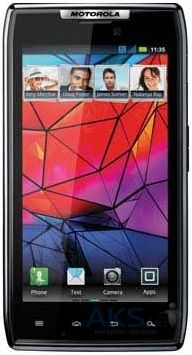 Дисплей (экран) для телефона Motorola Droid RAZR XT910, RAZR MAXX XT912 + Touchscreen with frame Original Black