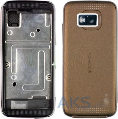 Корпус Nokia 5530 Brown