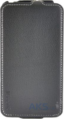 Чехол Carer Base Flip Leather Case for LG F240 Optimus G Pro Black
