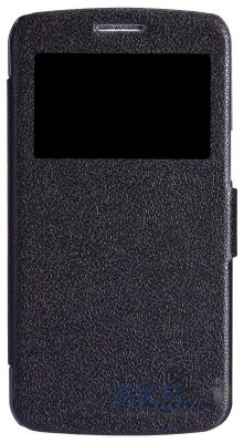 Чехол Nillkin Fresh Leather Series Samsung G7102 Galaxy Grand 2 Duos Black