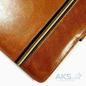 Вид 2 - Чехол для планшета Alston Craig Vintage Leather Series Apple iPad Air Brown (I11_7)