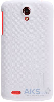 Чехол Nillkin Super Frosted Shield Lenovo S820 White