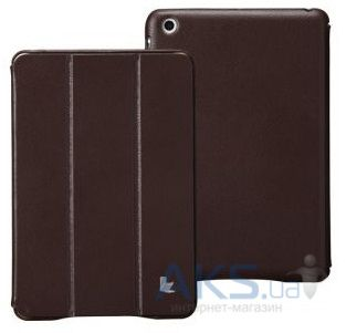 Чехол для планшета JisonCase Executive Smart Case for iPad mini 2 Brown (JS-IM2-01H20)