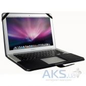 Вид 2 - Чехол Decoded Leather Slim Cover MacBook Air 13 Black (D4MA13SC1BK)