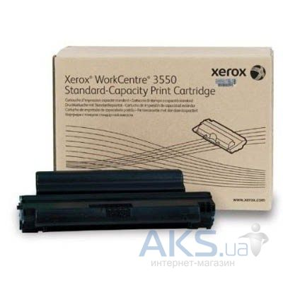 Картридж Xerox WC 3550 (106R01529) Black