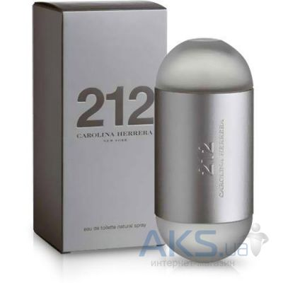 Carolina Herrera 212 For Women Туалетная вода 100 ml