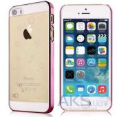 Чехол Devia Glimmer Fish Apple iPhone 5, iPhone 5S, iPhone SE Pink