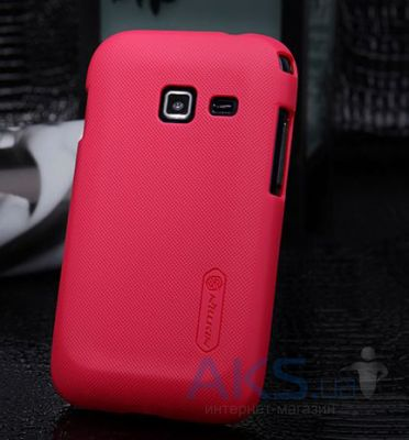 Чехол Nillkin Super Frosted Shield Samsung Galaxy Ace Duos S6802 Red