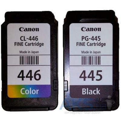 Картридж Canon Pg-445Bk/Cl-446 цв.Multi Pack (8283B004) Black + color