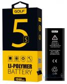 Аккумулятор Apple iPhone 5S (1560 mAh) Golf