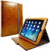 Чехол для планшета Alston Craig Vintage Leather Series Apple iPad Air Brown (I11_7)