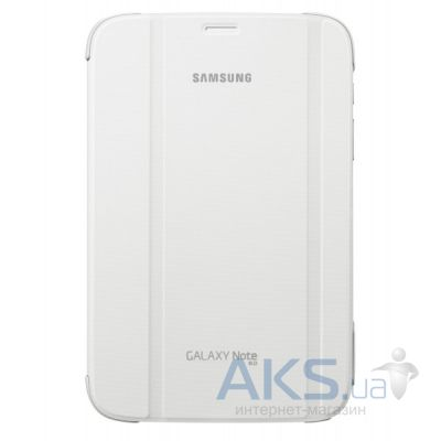 Чехол для планшета Samsung Ultra Slim Book Cover Galaxy Note 8.0 N5100 White