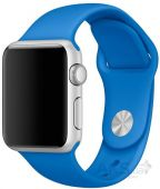 Ремешок для iWatch 42mm Sport Band Royal Blue (size L)
