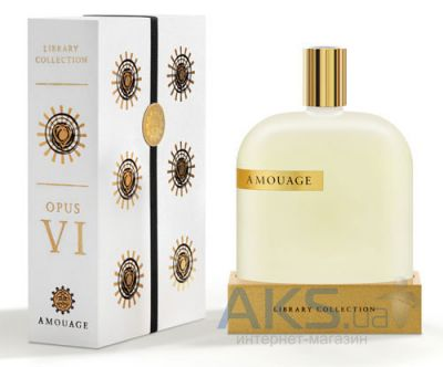 Amouage The Library Collection Opus VI Парфюмированная вода 100 ml