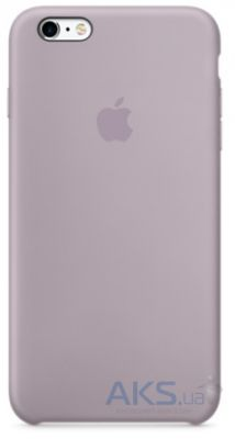 Чехол Apple Silicone Case for iPhone 6S Lavander (MLCV2)