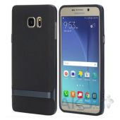 Чехол Rock Royce Series Samsung N920 Galaxy Note 5 Dark Blue Black