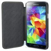 Вид 5 - Чехол TETDED Book Leather Case for Samsung G900 Galaxy S5 Black