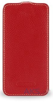 Чехол TETDED Leather case для LG Optimus L70 D325 Dual Red