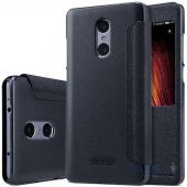 Чехол Nillkin Sparkle Leather Series Xiaomi Redmi Pro Black