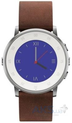 Умные часы Pebble Time Round 20mm Silver
