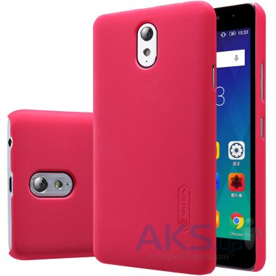 Чехол Nillkin Super Frosted Shield Lenovo Vibe P1m Red
