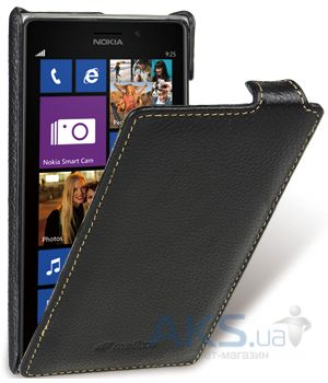 Чехол Melkco Jacka leather case for Nokia Lumia 925 Black (NKLU95LCJT1BKLC)