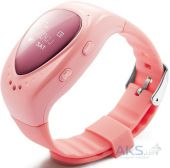 Умные часы SmartWatch Kids t50 GPS Tracking (Pink)