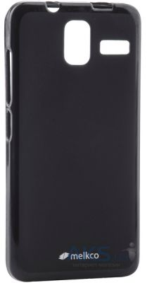 Чехол Melkco Poly Jacket TPU case for Lenovo S580 Black