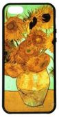 Чехол Araree AMY Arts Apple iPhone 5, iPhone 5S, iPhone SE Vase with Sunflowers