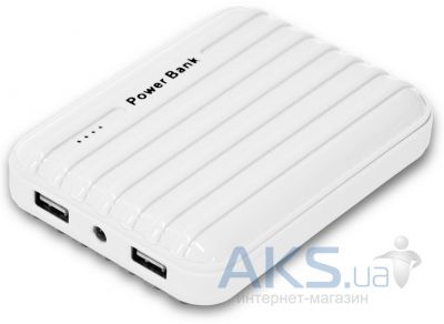 Повербанк power bank NICHOSI RS-P022 12000mah White