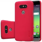 Чехол Nillkin Super Frosted Shield LG H850 G5 Red
