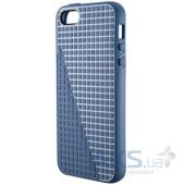 Чехол Speck PixelSkin HD Apple iPhone 5, iPhone 5S, iPhone SE Harbor Blue (SPK-A1585)