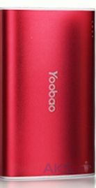 Внешний аккумулятор Yoobao Power Bank 10200mAh Magic Wand YB-6013 Pro [YB6013Pro-RD] RED