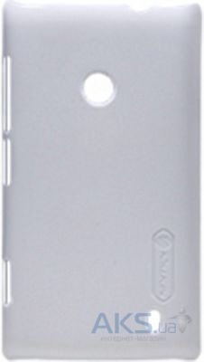 Чехол Nillkin Super Frosted Shield Nokia Lumia 520 White