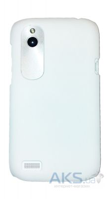 Чехол Plastic cover case for HTC Desire V, Desire X White