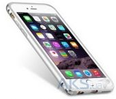 Чехол Melkco Q Arc Bumper Apple iPhone 6 Plus Silver