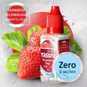 YASUMI Strawberry Saga 0 мг/мл