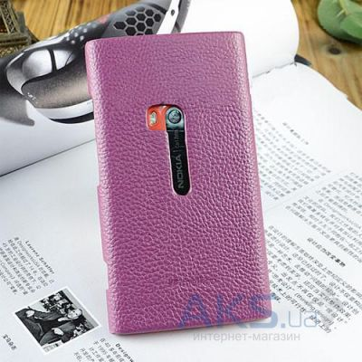Чехол Melkco Snap leather cover for Nokia Lumia 720 Purple (NKLU72LOLT1PELC)