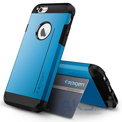 Чехол SGP Tough Armor Series Apple iPhone 6 Plus, iPhone 6S Plus Electric Blue (SGP11054)