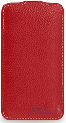 Чехол TETDED Leather Flip Series Samsung G800 Galaxy S5 Mini Red