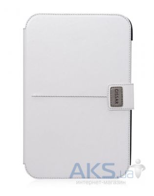 Чехол для планшета Gissar Superior For Samsung Galaxy Note 8.0 N5100 White (6959170380426)