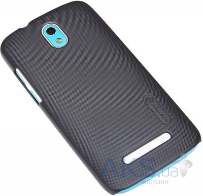 Чехол Nillkin Super Frosted Shield Case for HTC Desire 400 Black