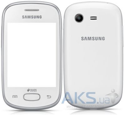 Корпус Samsung S5282 Galaxy Star White