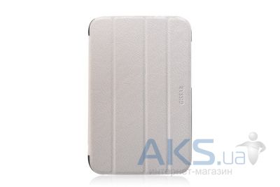 Чехол для планшета Gissar Rocky For Samsung Galaxy Note 8.0 N5100 White (6959170380129)