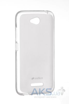 Чехол Melkco Poly Jacket TPU для HTC Desire 616 Transparent