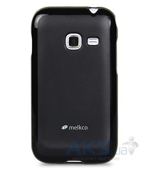 Чехол Melkco Poly Jacket TPU cover for Samsung S6802 Galaxy Ace DuoS Black (SS6802TULT2BKMT)