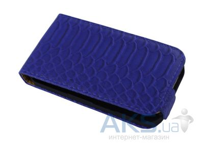 Чехол Atlanta Book case for Nokia Lumia 610 Blue